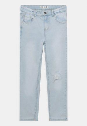 MINI - Straight leg jeans - bells light blue