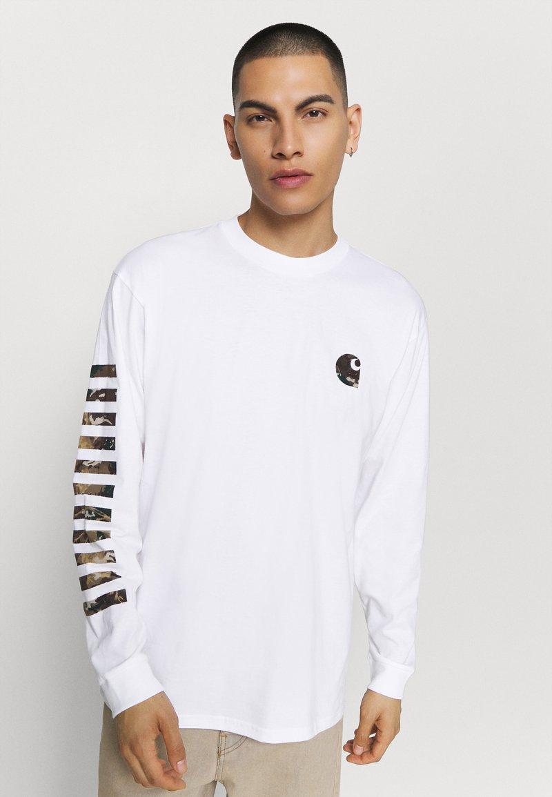 Carhartt WIP - Long sleeved top - white