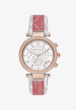 Chronograaf - pink