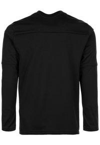 Nike Performance - DRY PARK 18 CREW - Sports shirt - black - 1