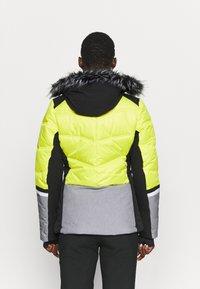 Icepeak - ELECTRA - Skijakke - yellow - 2