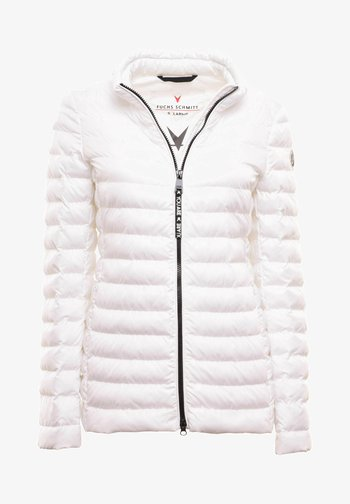 Winter jacket - weiss