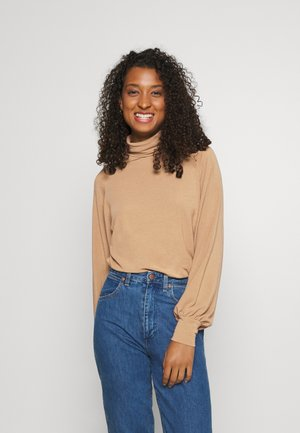ONLGLAMOUR - Pullover - toasted coconut