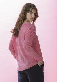Rosa & Me - AMELIE - Long sleeved top - pink lemon - 2