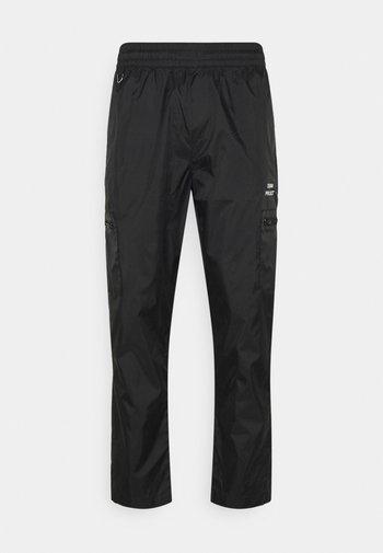 UTILITY PANT - Cargo trousers - black