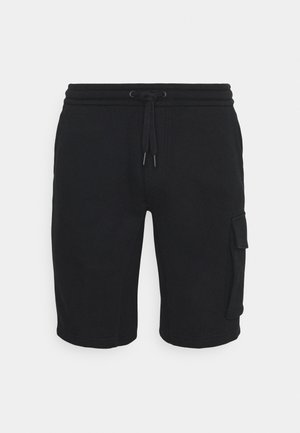 MONOGRAM PATCH - Shorts - black