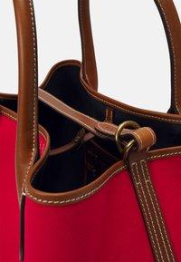 Polo Ralph Lauren - OPEN TOTE - Handbag - red - 3