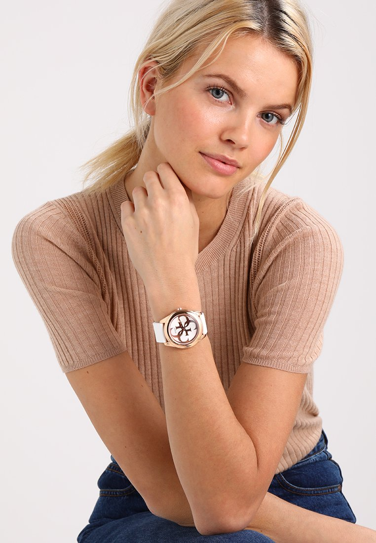 Guess - LADIES TREND - Reloj - white