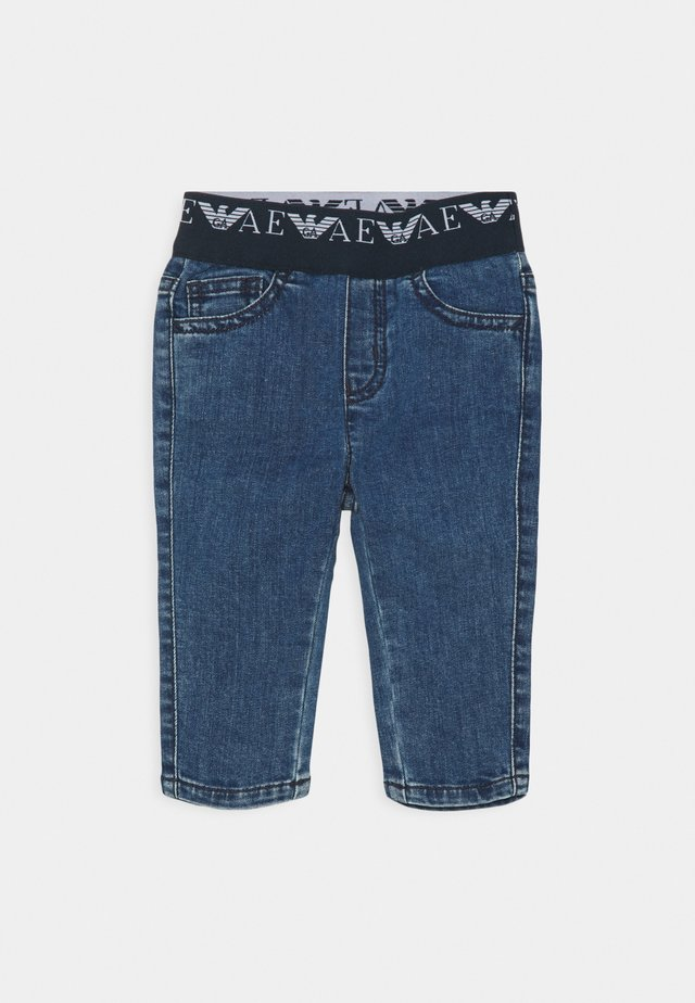 BABY - Slim fit jeans - denim blue