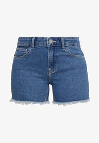ONLY - ONLSUN REG  - Shorts vaqueros - light blue denim - 0