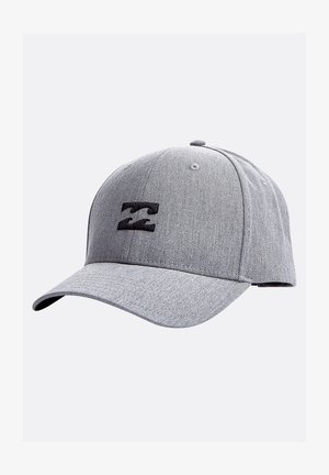 Cap - grey heather