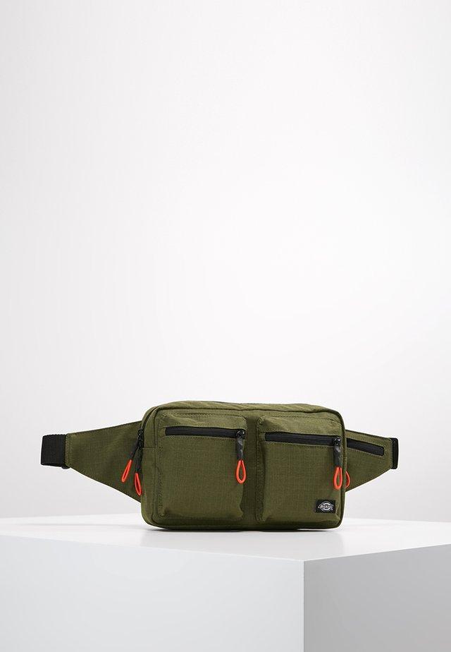 FORT SPRING - Bum bag - olive green