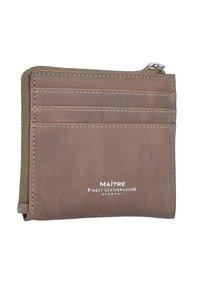 Maître - Wallet - light brown - 2