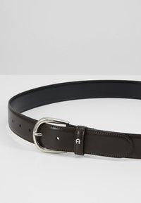 AIGNER - Belt - dark brown - 5