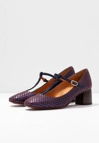 Chie Mihara - TURNOUT - Classic heels - grape/nuit/nilo grape - 4