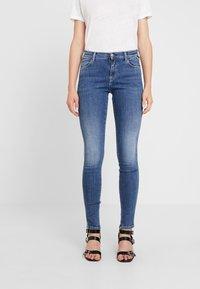 Replay - STELLA - Jeans Skinny Fit - medium blue - 0