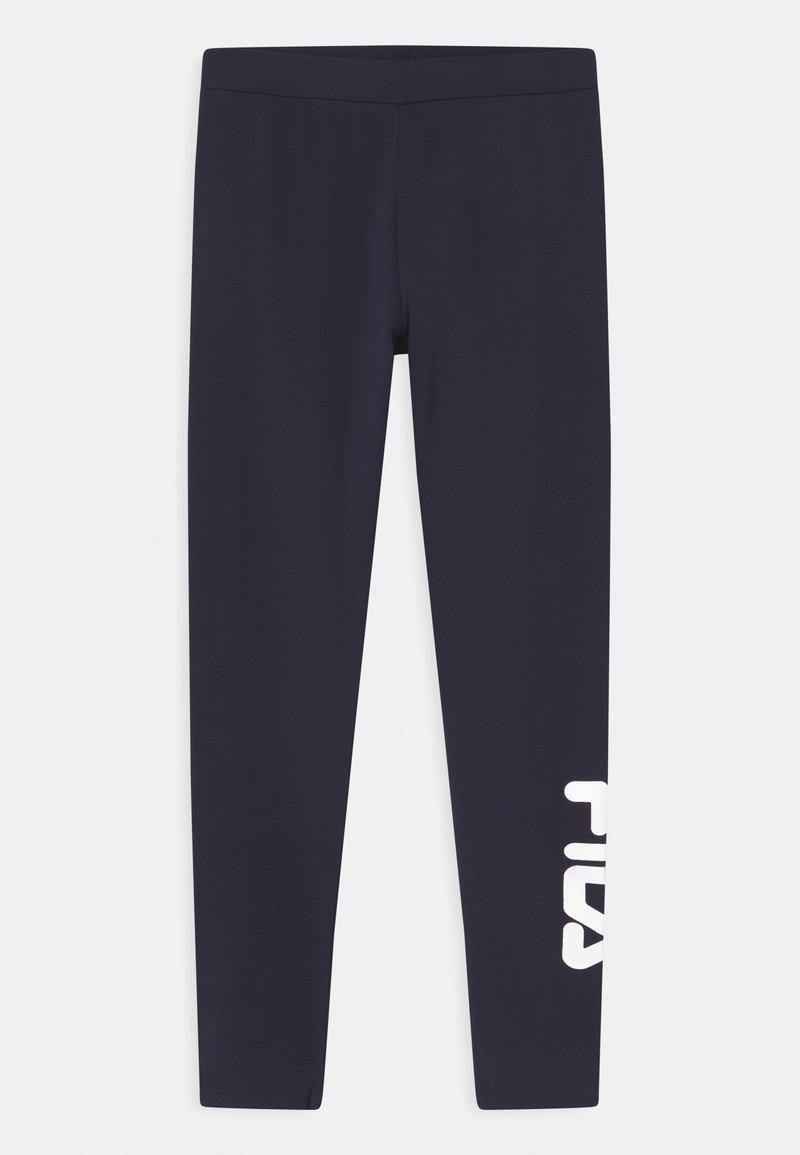Fila - FLEX - Leggings - Trousers - black iris