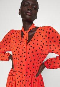 HUGO - KEBRIA - Maxi dress - open miscellaneous - 4