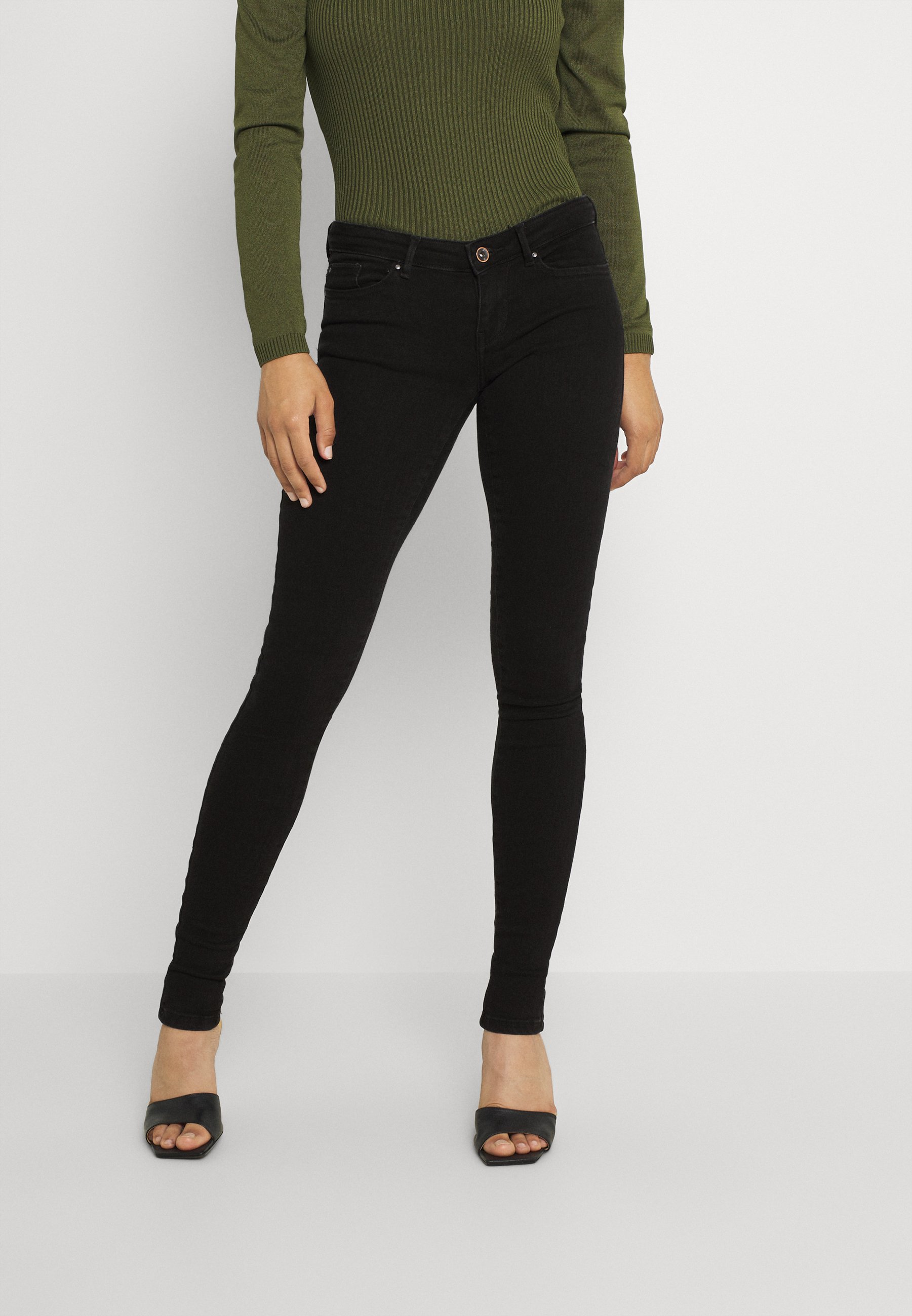 Women ONLCORAL LIFE POWER - Jeans Skinny Fit