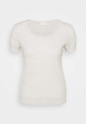 NUASKY - T-shirt basic - polaire chiné