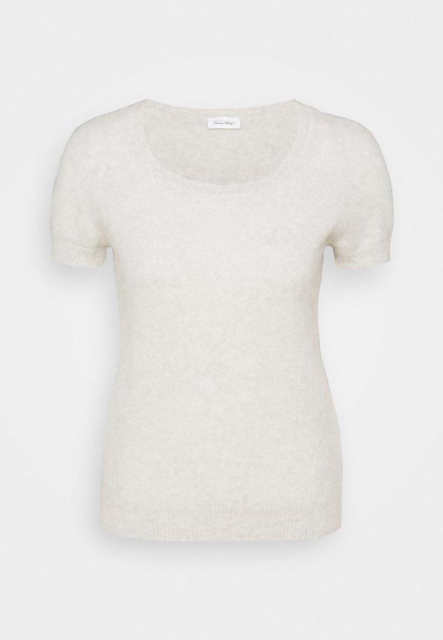 NUASKY - Basic T-shirt - polaire chiné