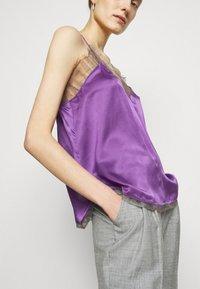 Iro - BERWYN - Linne - purple/grey - 4