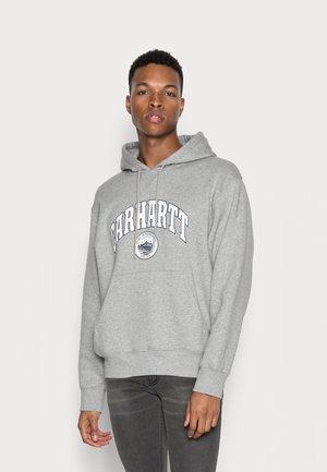 HOODED BERKELEY - Sweatshirt - grey heather