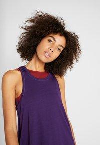 Even&Odd active - Toppi - purple - 3