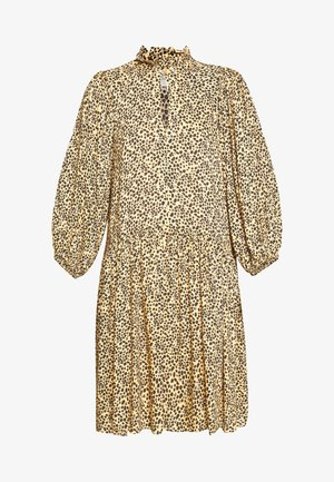 ELI DRESS - Korte jurk - desert mist