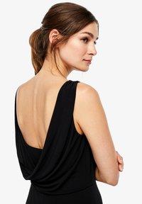 s.Oliver BLACK LABEL - Maxi dress - black - 3