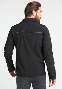 Schmuddelwedda - Outdoor jacket - black - 2