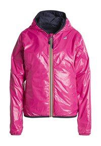 K-Way - Summer jacket - blue-d-fuchsia - 2