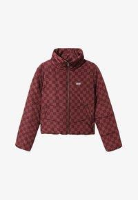 Vans - WM FOUNDRY - Winter jacket - port royale checkerboard - 3