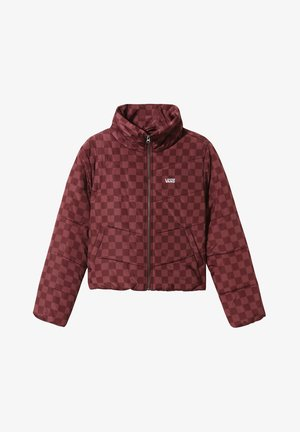 WM FOUNDRY - Winter jacket - port royale checkerboard