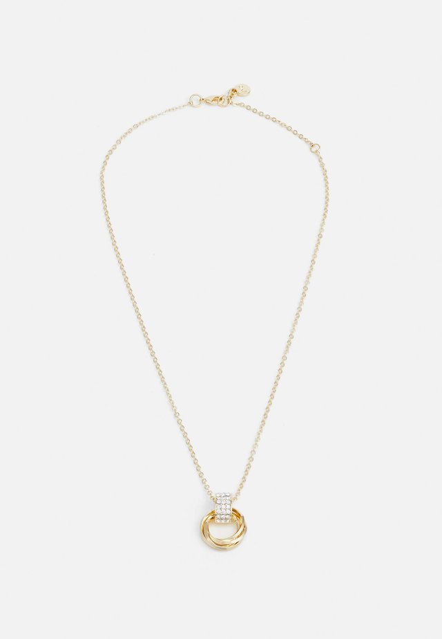 TROPEZ PENDANT NECK - Ketting - gold-coloured