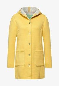 Street One - Short coat - gelb - 3