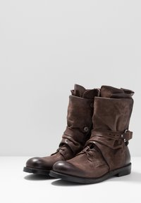 A.S.98 - SAMURAI - Lace-up boots - fondente - 2