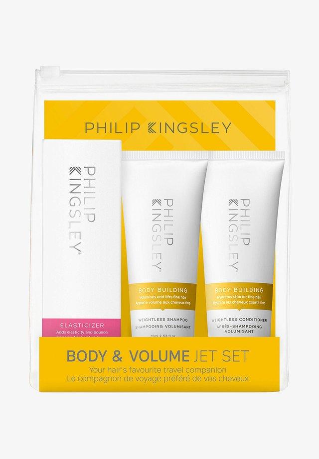 PHILIP KINGSLEY BODY & VOLUME JET SET - Hair set - -