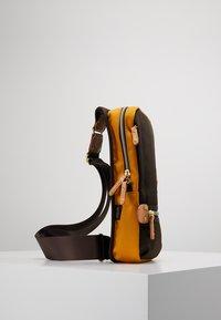 Harvest Label - MINI MULTI - Across body bag - brown - 3