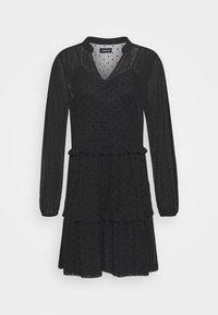 Even&Odd Tall - Day dress - black - 5