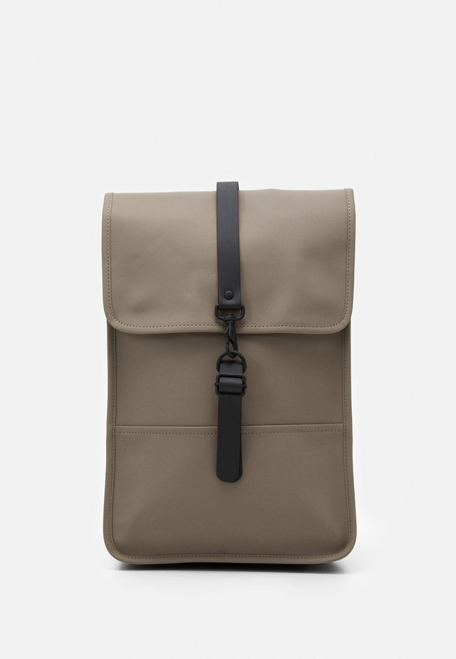 BACKPACK MINI - Reppu - taupe