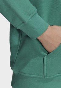adidas Originals - Luvtröja - turquoise/white - 4