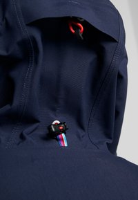 State of Elevenate - BACKSIDE JACKET - Chaqueta de esquí - dark navy - 7