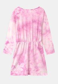 Cotton On - SIGRID LONG SLEEVE 2 PACK - Jersey dress - purple paradise/roasted almond - 2