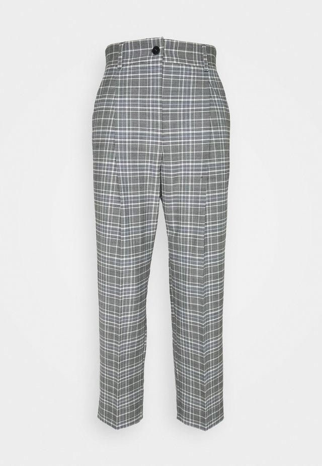 EGOISTA - Pantalon classique - grigio