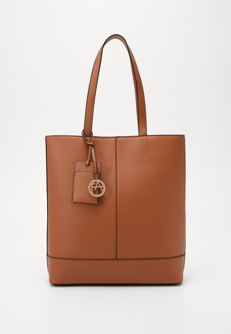 Anna Field - Shopper - cognac