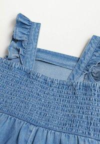 Mango - ZOE - Jumpsuit - bleu moyen - 2