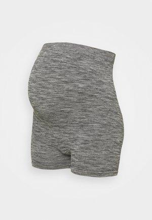 Seamless Leggings - Trousers - Leggings - Trousers - grey