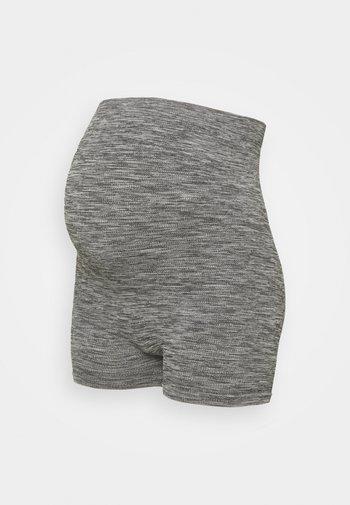 Seamless Leggings - Trousers - Legging - grey