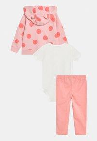 Carter's - DOT SET - Basic T-shirt - pink - 1